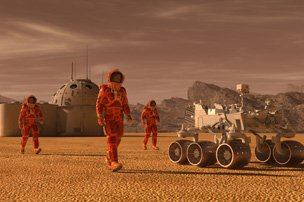 Mission to Mars 2: Die Besiedlung