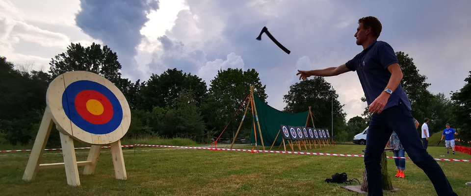 Gruppenevent Paderborn Highland Games, schottische Spiele